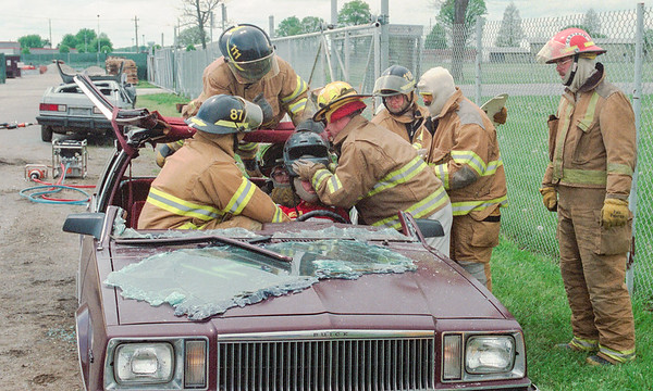 extrication class 1998-15