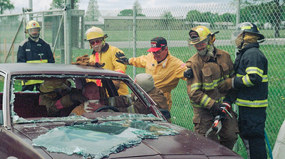 extrication class 1998-9