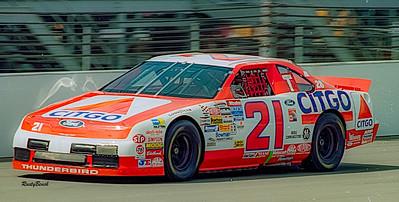 1993 NASCAR TESTING IMS-20
