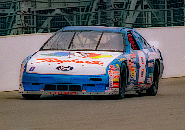 1993 NASCAR TESTING IMS-15