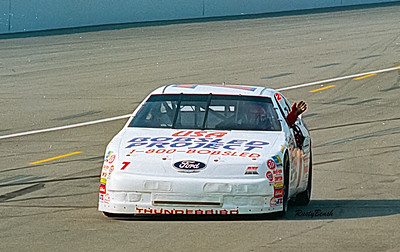 1993 NASCAR TESTING IMS-2