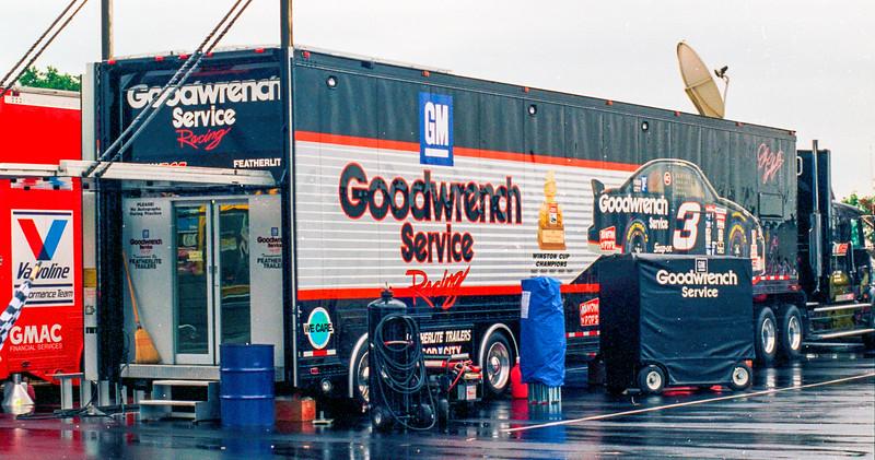 1995 Brickyard 400-4