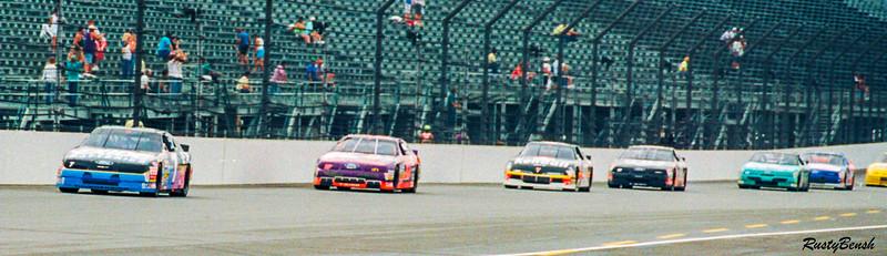1995 Brickyard 400-23