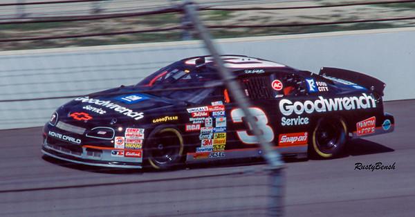 1996NASCAR Tire Test IMS-17