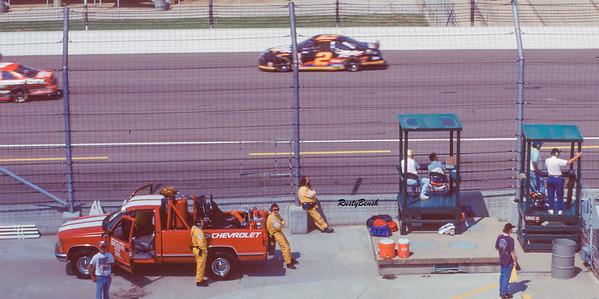 1996NASCAR Tire Test IMS-10