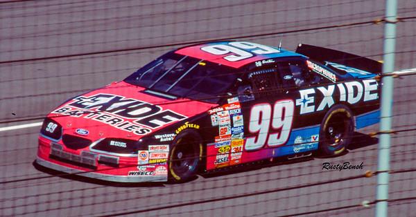 1996NASCAR Tire Test IMS-18