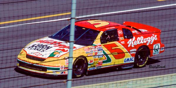 1996NASCAR Tire Test IMS-19