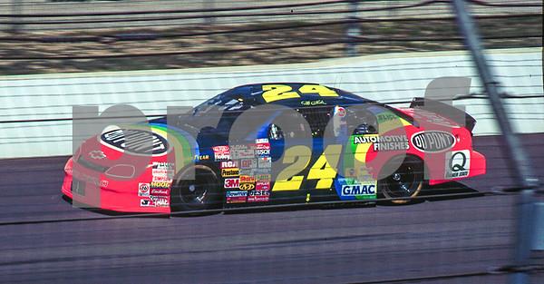 1996 NASCAR Tire Test @ IMS
