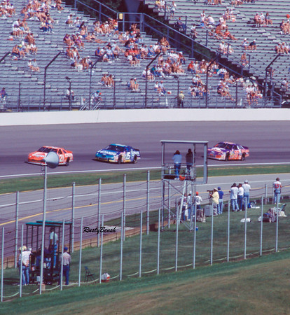 1996NASCAR Tire Test IMS-11