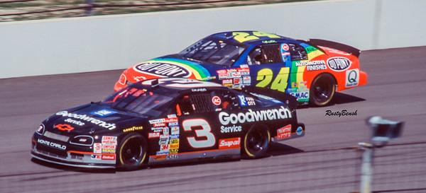 1996NASCAR Tire Test IMS-3