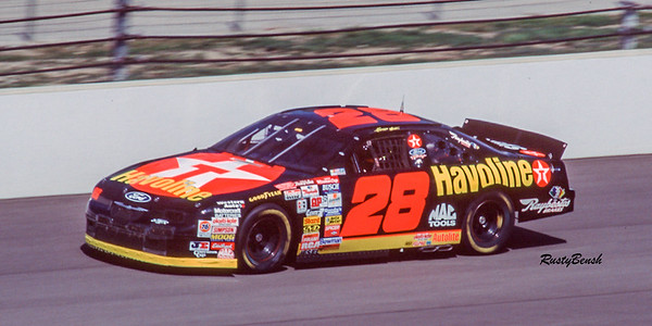 1996NASCAR Tire Test IMS-4