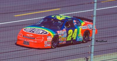 1996NASCAR Tire Test IMS-16