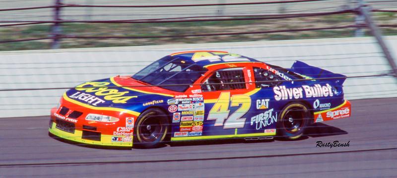 1996NASCAR Tire Test IMS-6