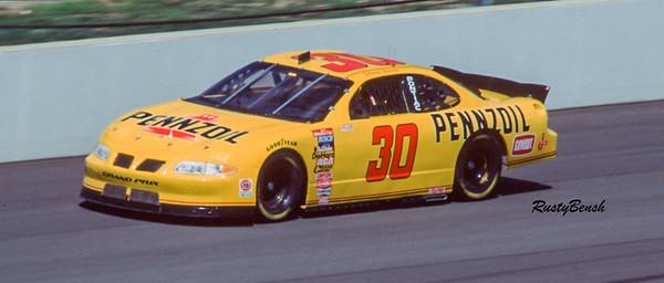 1996NASCAR Tire Test IMS-2