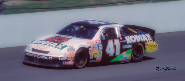 1996NASCAR Tire Test IMS-12