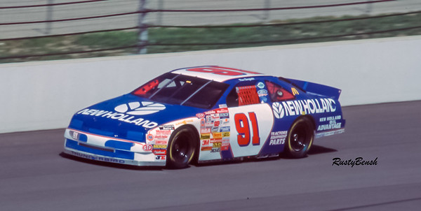 1996NASCAR Tire Test IMS-7