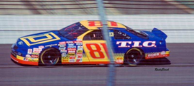 1996NASCAR Tire Test IMS-20