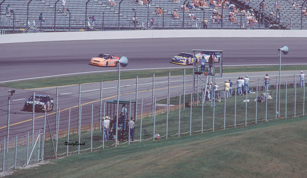 1996NASCAR Tire Test IMS-8