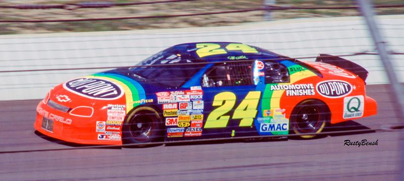 1996NASCAR Tire Test IMS-5