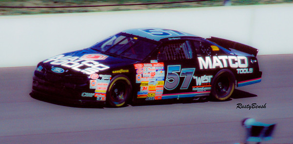 1996NASCAR Tire Test IMS-22