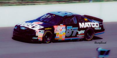 1996NASCAR Tire Test IMS-22