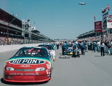 1998 NASCAR Brickyard 400-2