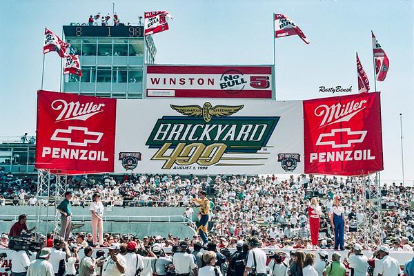 1998 NASCAR Brickyard 400-5