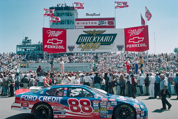 1998 NASCAR Brickyard 400-4