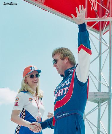 1998 NASCAR Brickyard 400-25