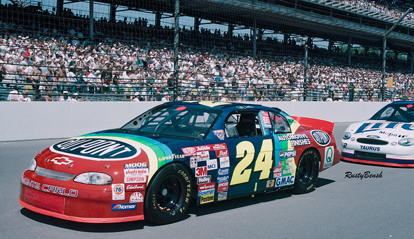 1998 NASCAR Brickyard 400-3