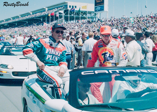 1998 NASCAR Brickyard 400-19
