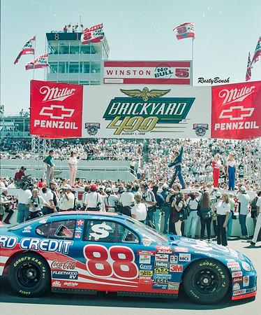 1998 NASCAR Brickyard 400-7