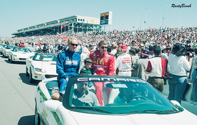 1998 NASCAR Brickyard 400-9