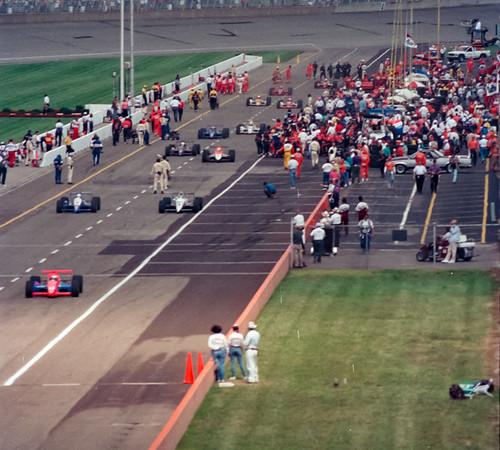 Michigan 500  AUG 1992