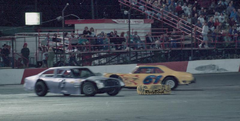 Speedrome Sept97