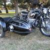 R60/5 Sidecar rig