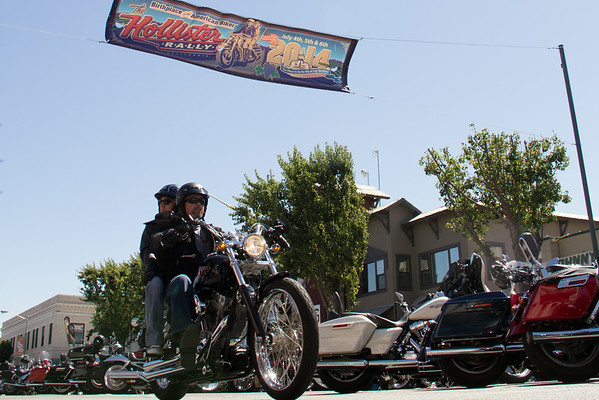 Hollister, CA: Birthplace of the American Biker