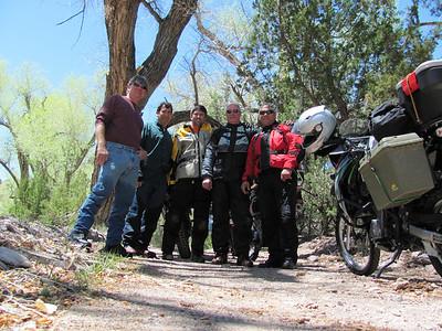2010 New Mexico and Arizona Adventure Ride