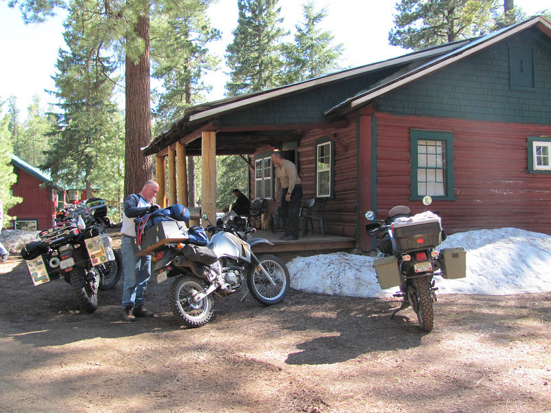 Arizona Hwy 191 cabin stop for the night....