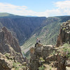 Black Canyon of the Gunnison. Terry...