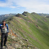 On top of the World!  California Pass Colorado... outside of Silverton CO.