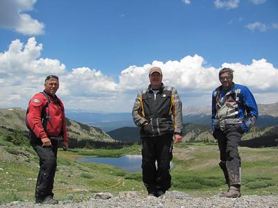 Colorado 2013 Blue Dog Adventure Ride
