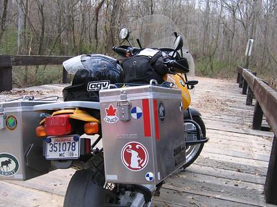 Tunica Trace Bike Trip