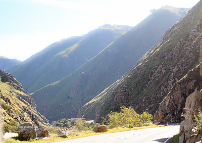 The camera came out when we  started winding through the canyons of the Kern river, up to Lake Isabella on Hwy 178.