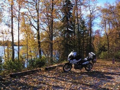 Stormy Lake, Nikiski, Alaska