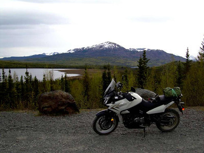 Skilak Lake Road, Sterling, Alaska