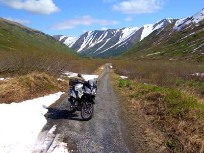 Palmer Creek, Hope, Alaska