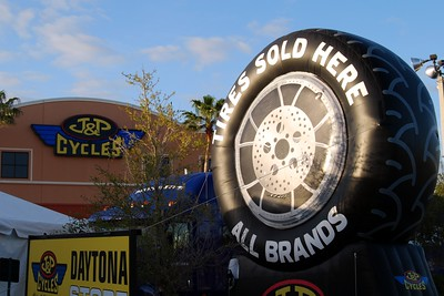 127: 2013 Daytona Beach Bike Week and J&P Cycles Destination Daytona Superstore