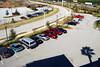 009 J&P Cycles Parking Lot Before Bike Week