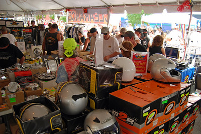 027 J&P Cycles Tent at Leesburg Bike Fest
